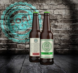 Investor IPA bottle
