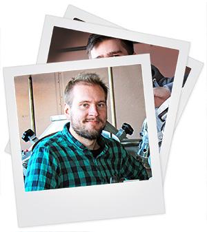 Heikki Uotila, co-founder