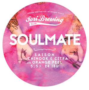 Badge - Soulmate