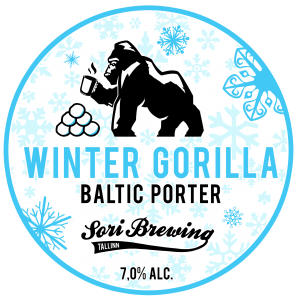 Winter Gorilla
