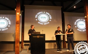 Sori Brewing talking about International Craft Beer in OlutExpo 2013