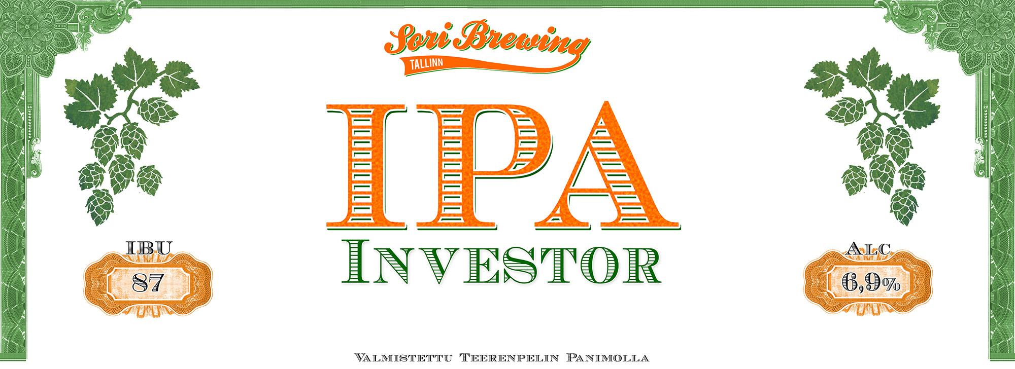 Investor IPA