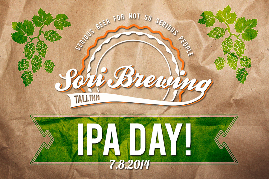 Hoppy IPAday 2014!