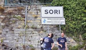 Sori at Sori (Italy)