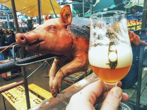 Beer and Pig